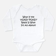 Hokey Pokey Onesie Romper Suit