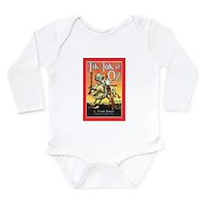 Tik - Tok Of Oz Long Sleeve Infant Bodysuit