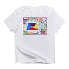 Map Of Oz Infant T-Shirt