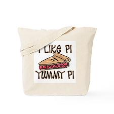 Yummy PI Tote Bag