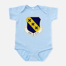 7th Bomb Wing Infant Bodysuit