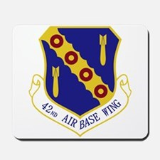 42nd Air Base Wing Mousepad