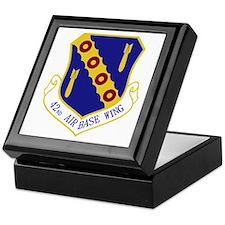 42nd Air Base Wing Keepsake Box