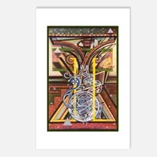 Cultural Icon Postcards (Package of 8)