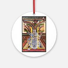 Cultural Icon Ornament (Round)
