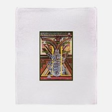 Cultural Icon Throw Blanket