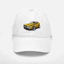 Roadrunner Yellow-Black Car Baseball Baseball Cap