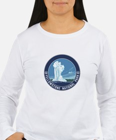 Yellowstone Travel Souvenir T-Shirt
