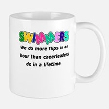 Swimmers & Cheerleaders Mug