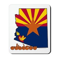 ILY Arizona Mousepad