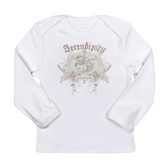 Serendipity Long Sleeve Infant T-Shirt