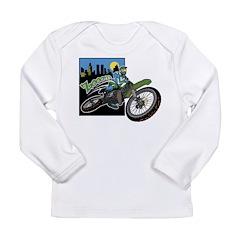 Zooom - Dirt Bike Long Sleeve Infant T-Shirt
