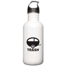 Trailor Trash Water Bottle