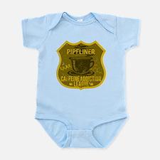 Pipeliner Caffeine Addiction Infant Bodysuit