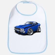 Roadrunner Blue-Black Car Bib