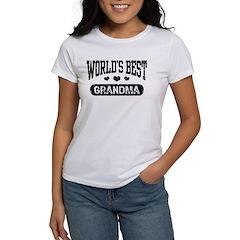 World's Best Grandma Tee