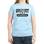 World's Best Grandma Women's Light T-Shirt