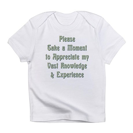 Vast Knowledge Infant T-Shirt