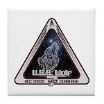 USS Wolf Tile Coaster