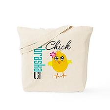 Nebraska Chick Tote Bag