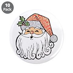 Patchwork Santa Claus 3.5