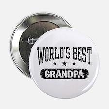 "World's Best Grandpa 2.25"" Button"