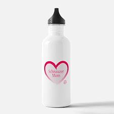 Cute Giant schnauzer Water Bottle