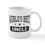 World's Best Uncle Mug