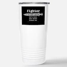Fighter's Sword Travel Mug