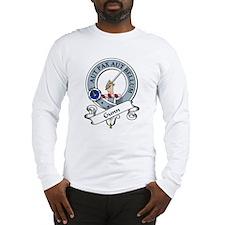 Gunn Clan Badge Long Sleeve T-Shirt