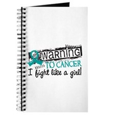 Licensed Fight Like A Girl Ovarian Cancer Journal