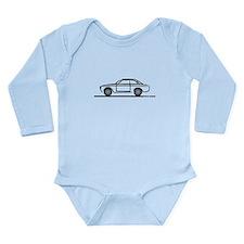 1966 Alfa GTA GTV Long Sleeve Infant Bodysuit