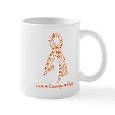 Leukemia Love Hope Mug