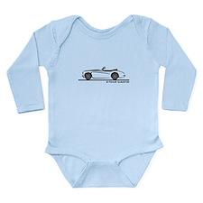Austin Healey 3000 MK II Long Sleeve Infant Bodysu