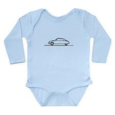 Citroen DS 21 Long Sleeve Infant Bodysuit