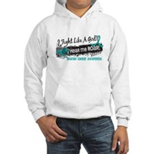 Licensed Fight Like A Girl 19.1 Hoodie