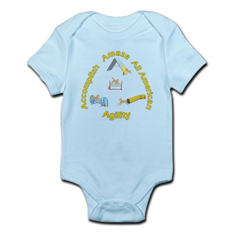 Agility Mutts Infant Bodysuit