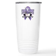 Take a Strike Hodgkins Travel Mug