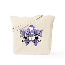 Take a Strike Hodgkins Tote Bag