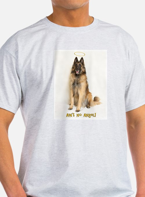 No Angel Ash Grey T-Shirt