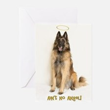No Angel Greeting Cards (Pk of 10)