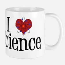 I Love Science Mug
