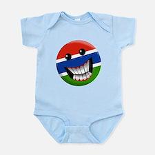 Gambian Smile Infant Bodysuit