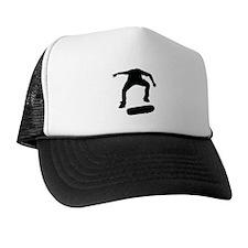 Skate On Trucker Hat