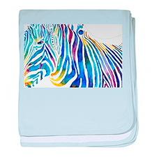 Zebra Gifts baby blanket