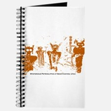 Sego Canyon Glyphs Journal