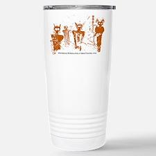 Sego Canyon Glyphs Travel Mug