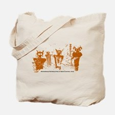 Sego Canyon Glyphs Tote Bag