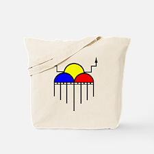 Hopi Rain Cloud Tote Bag