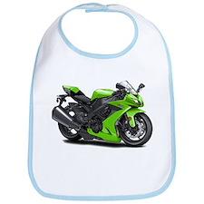 Ninja Green Bike Bib
